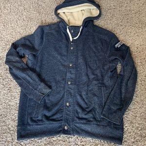 Vintage Abercrombie & Fitch Sweatshirt Size Large